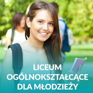 Liceum Ogólnokształcące dla młodzieży